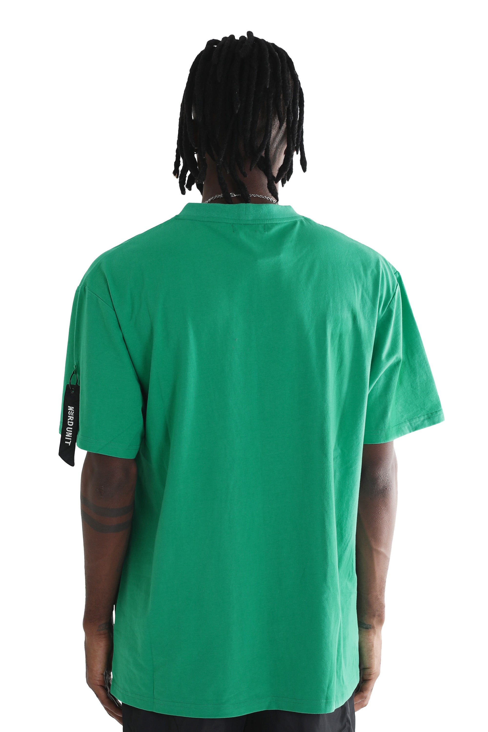RESERVED TEE | GREEN