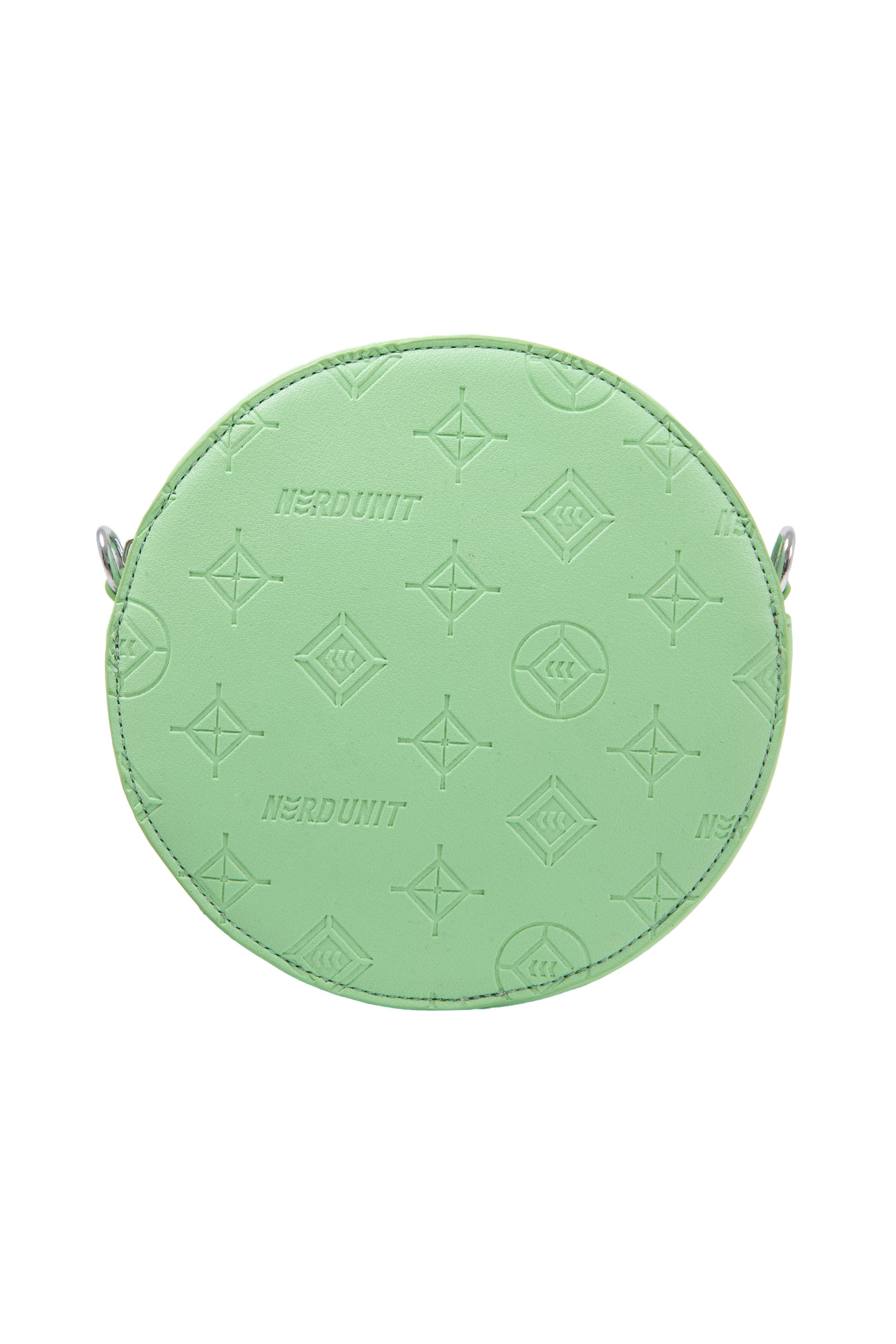 MONOGRAM ROUND BAG | MINT