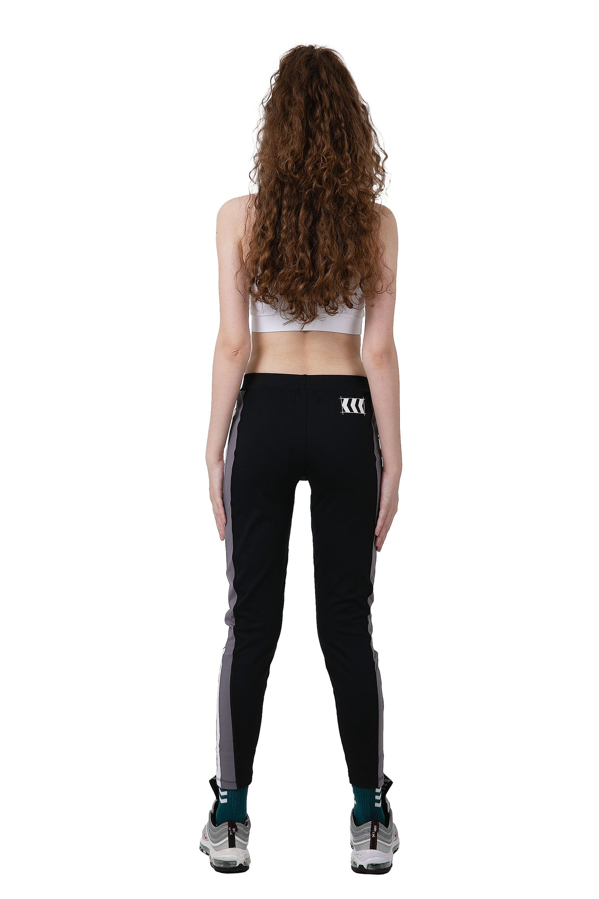 DUCT LEGGINGS | BLACK