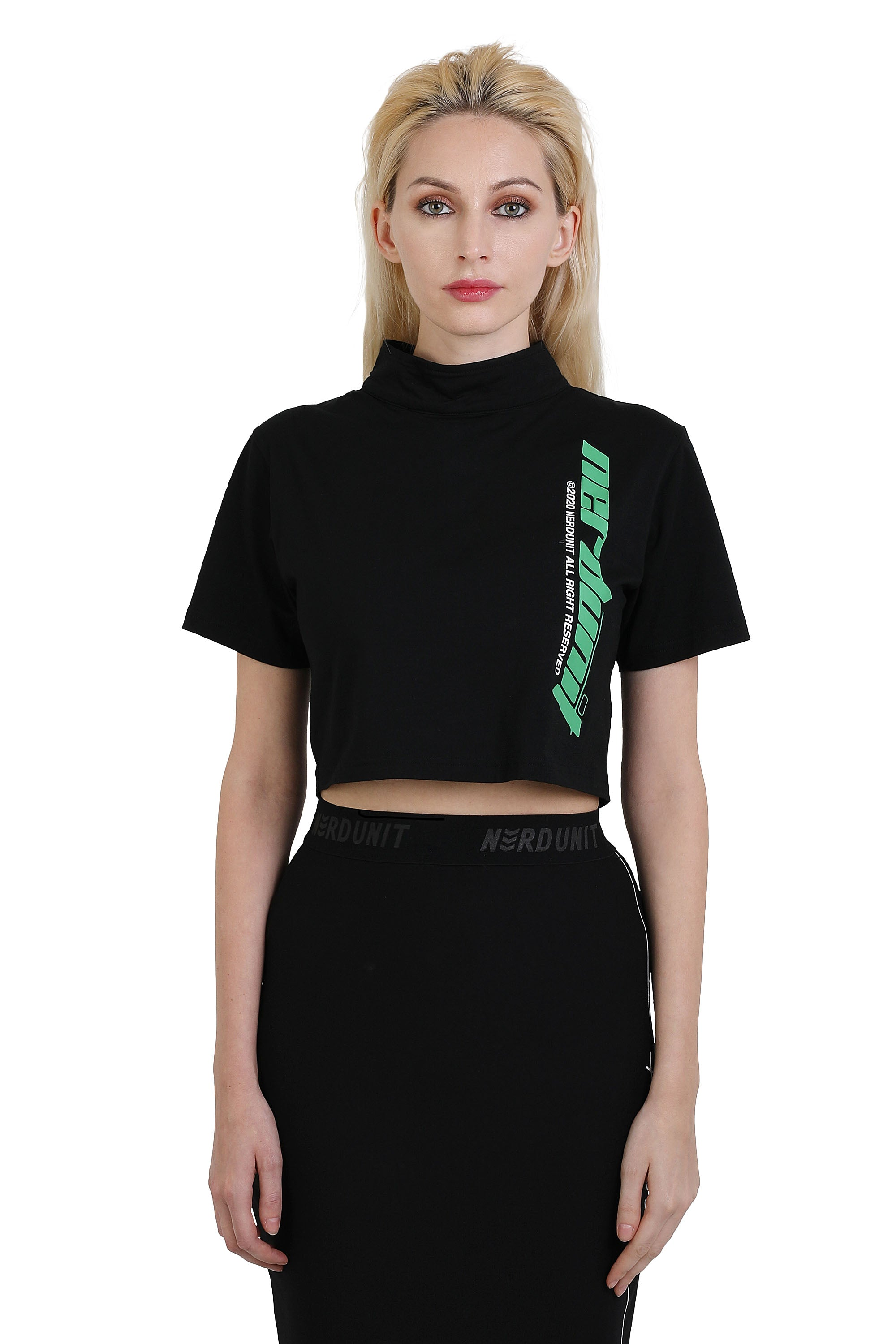 """2020"" CROPPED TOP 