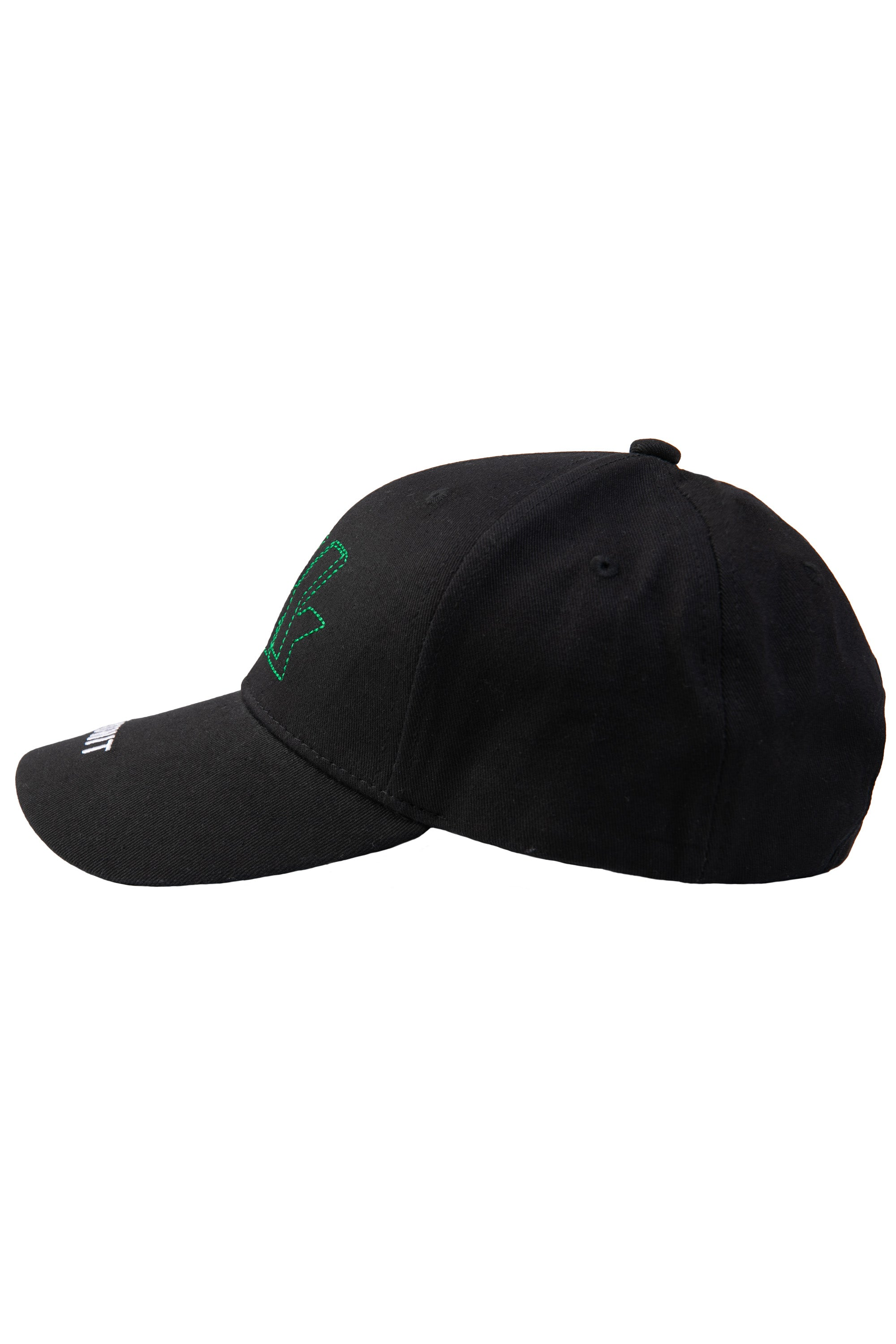 BERLY DAD CAP | BLACK