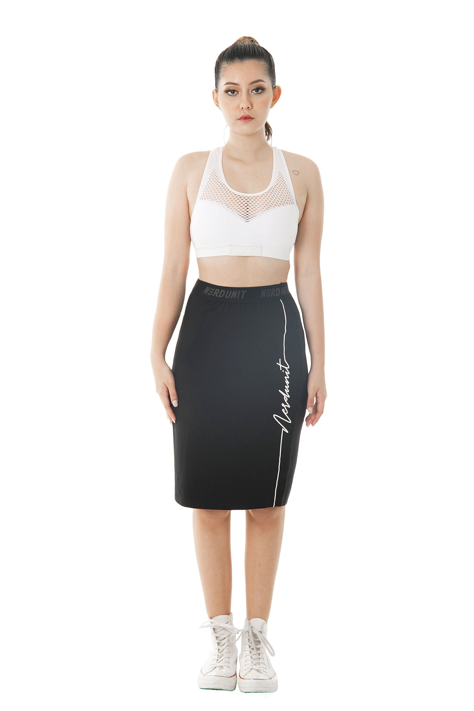 """ANGEL"" PENCIL SKIRT 