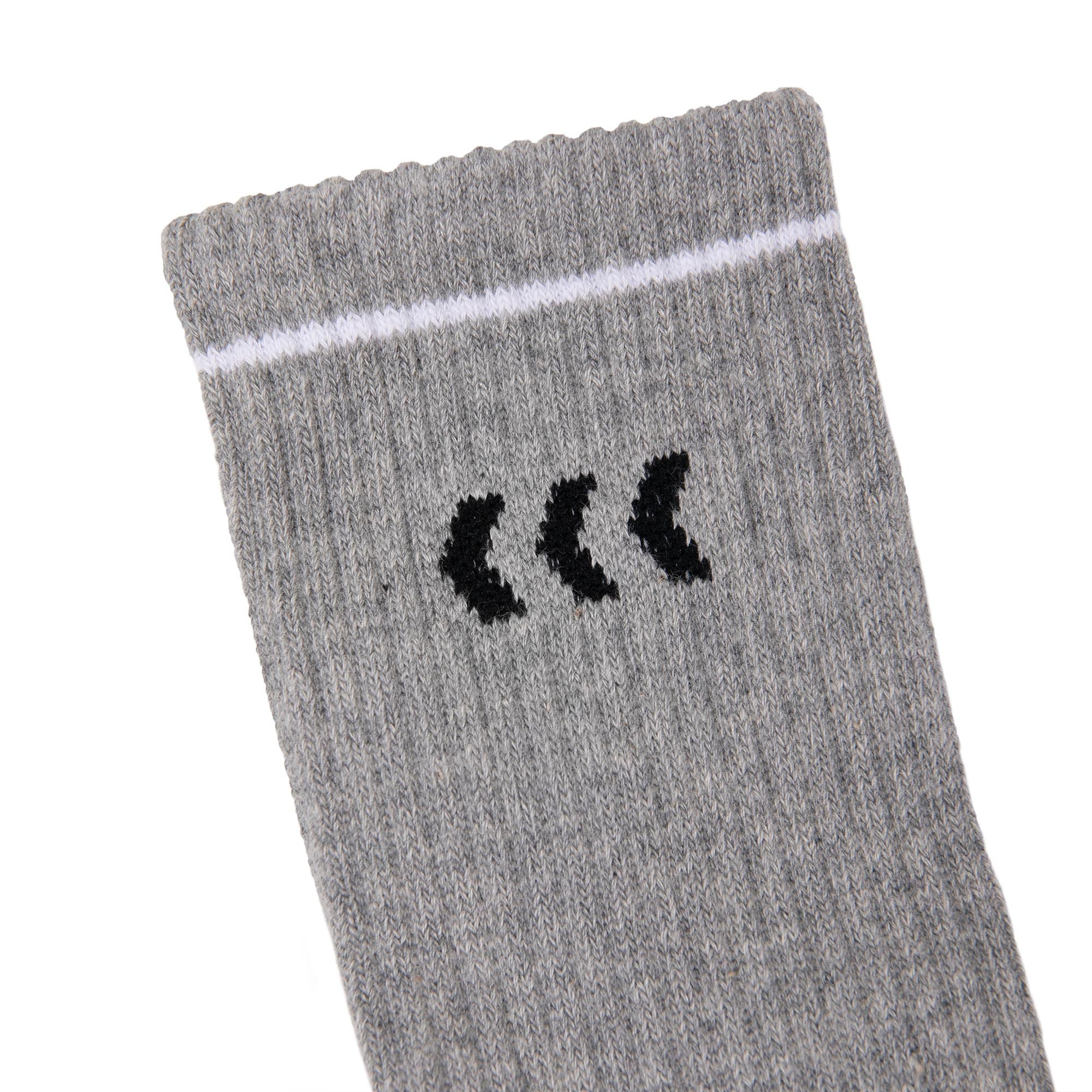 CREW SOCKS | WHITE