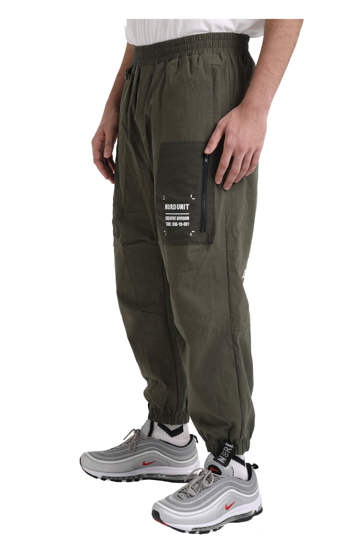 GAME PLAN JOGGERS | DARK GREEN