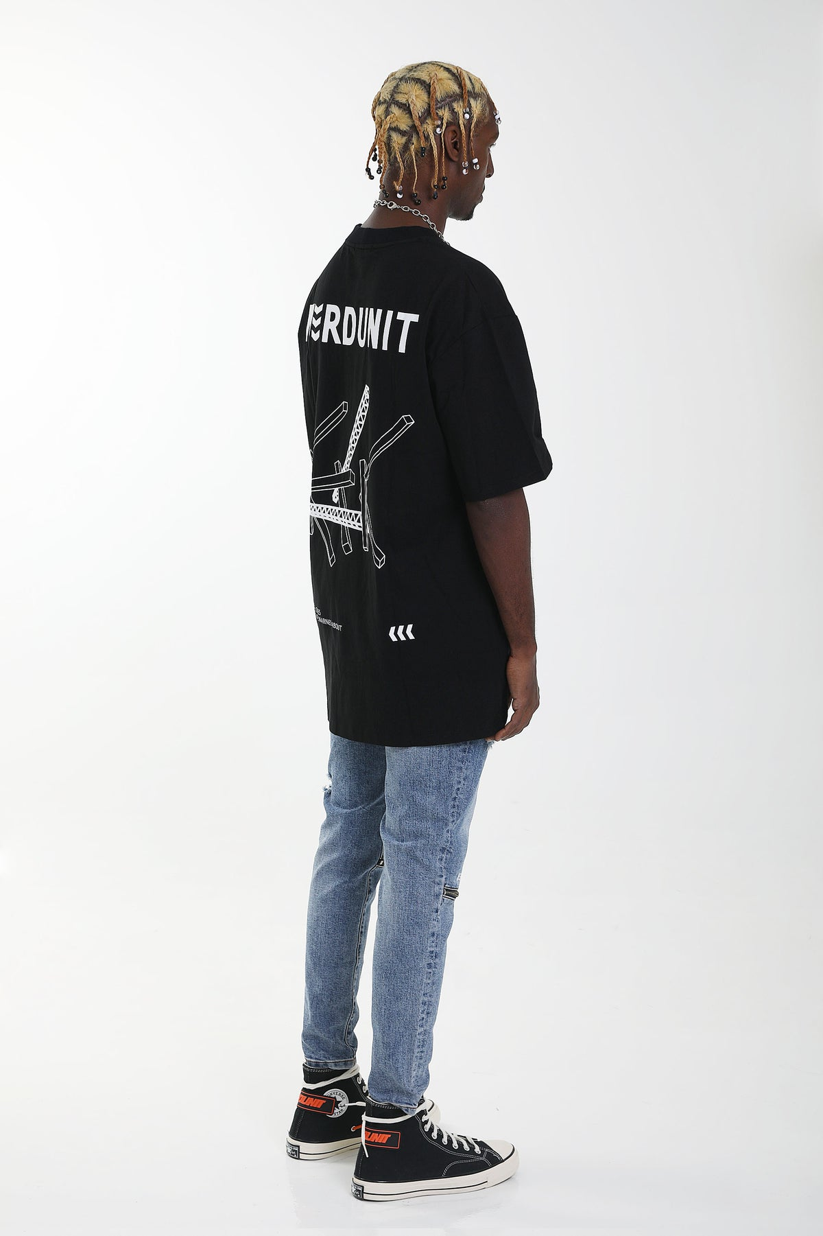 """OBSCURITY"" TEE 