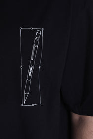 MECHANICS TEE | BLACK