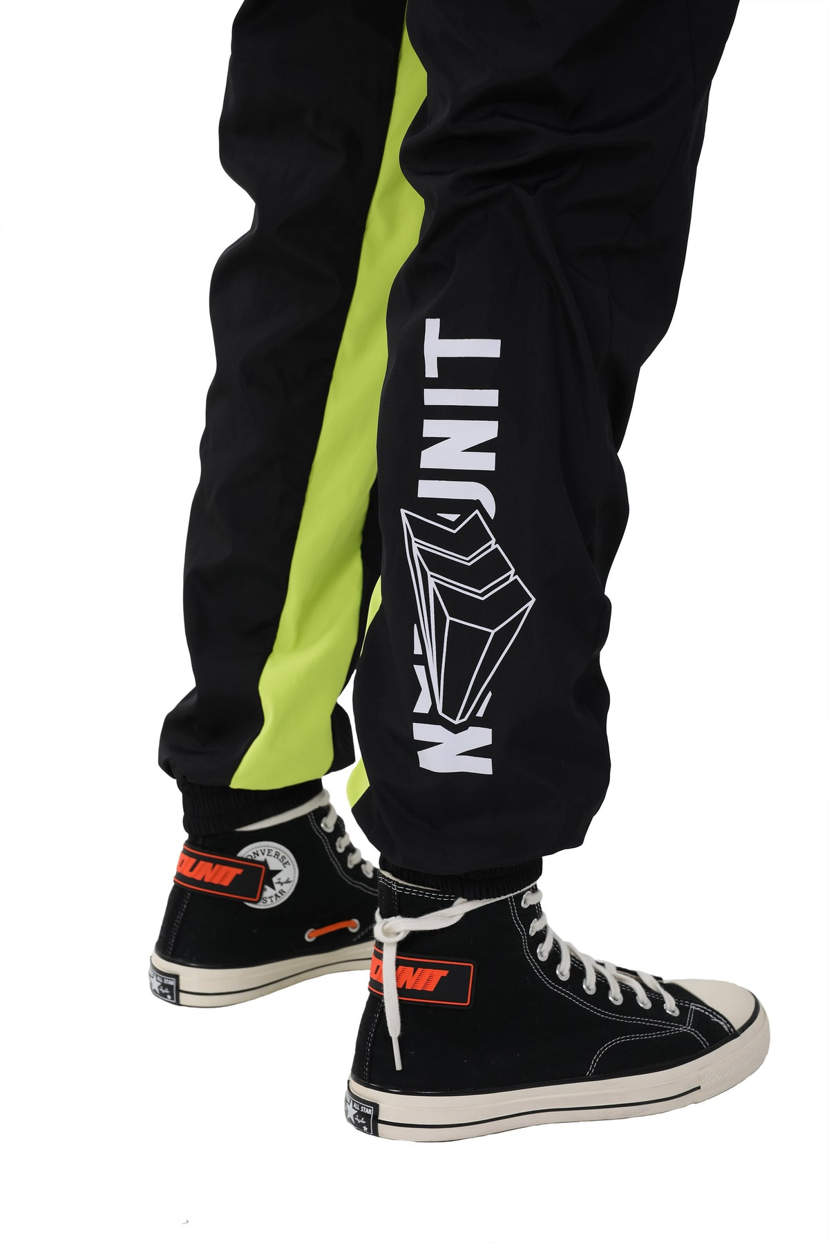 """ENTITY"" WINDBREAKER PANTS 