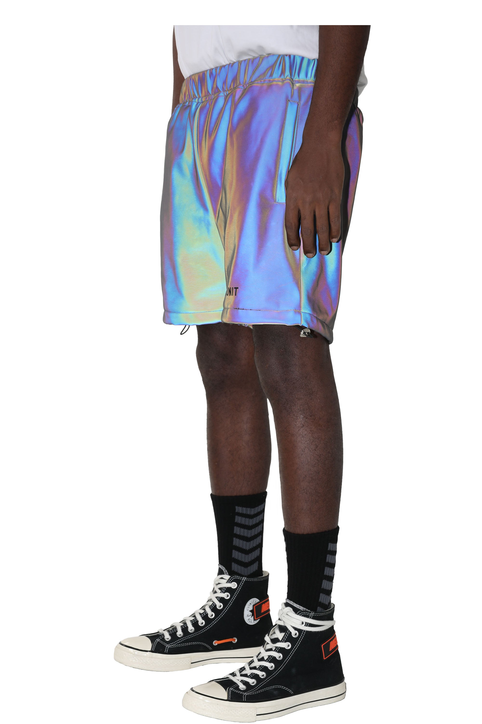 """ECHO"" REFLECTIVE SHORTS 