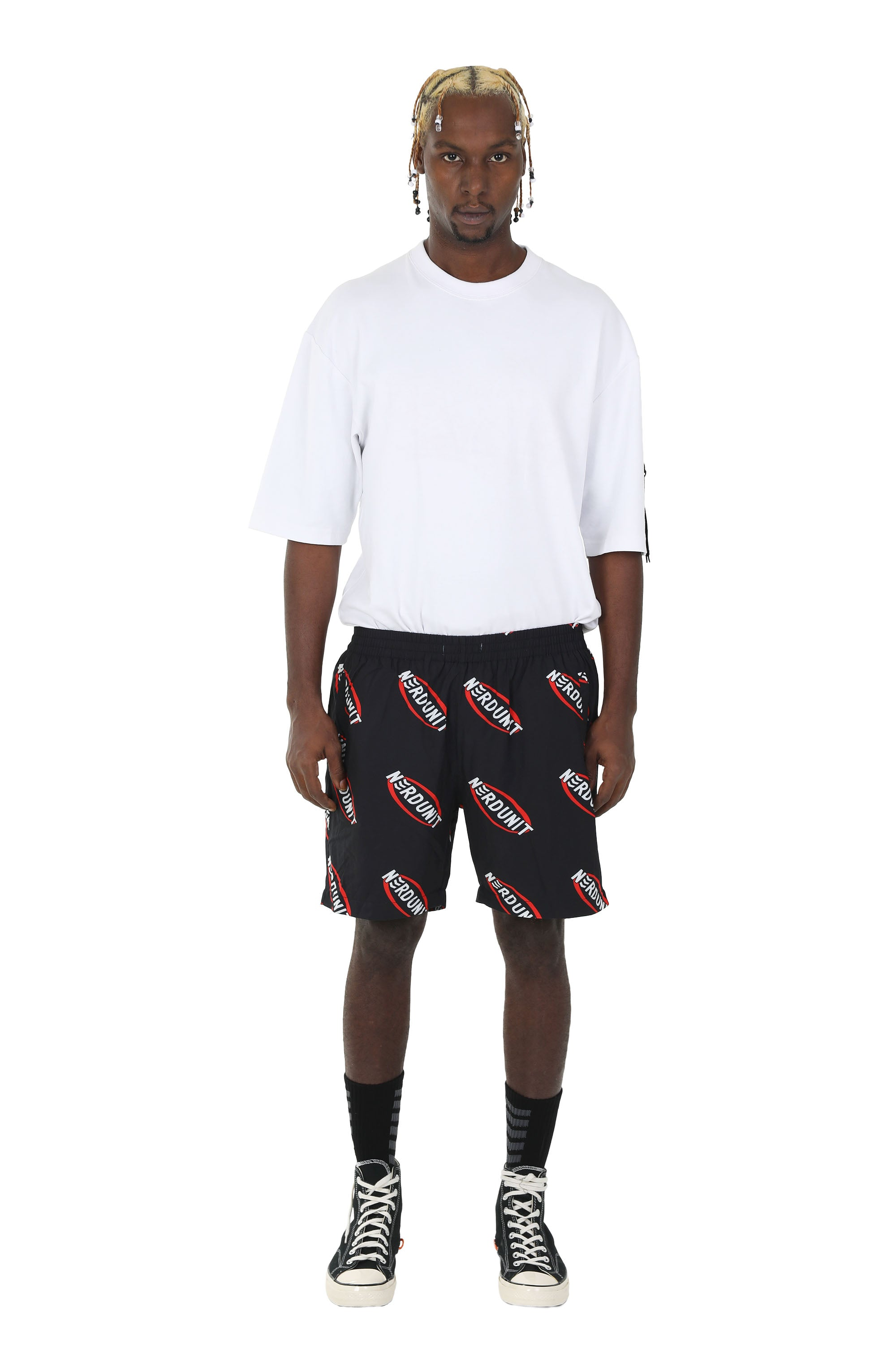 """TRADEMARK"" SHORTS 