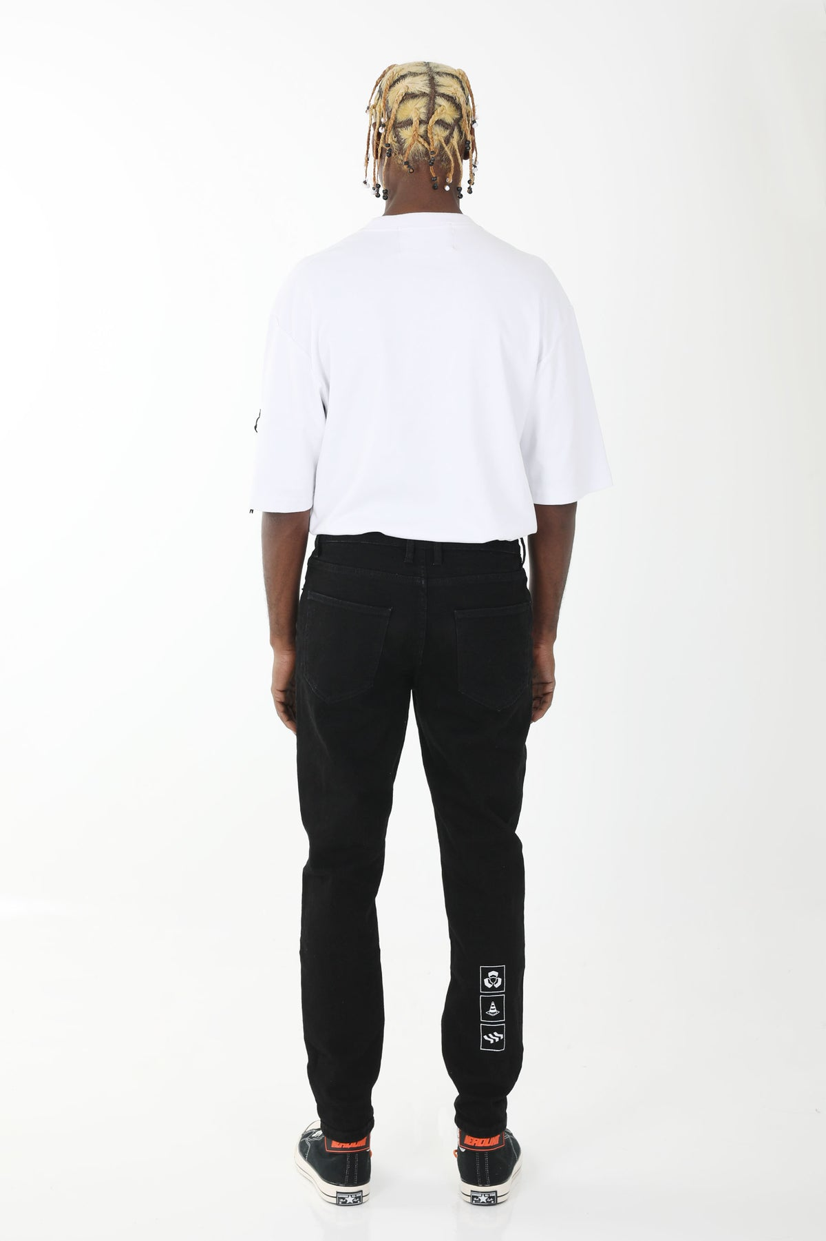 """BLAZE"" DENIM PANTS 