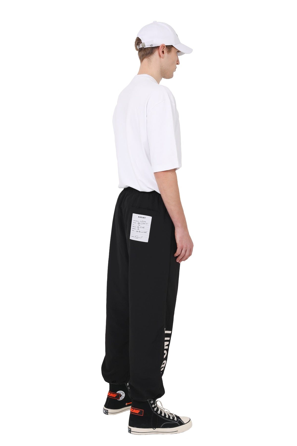 FRAGMENT PANTS | BLACK