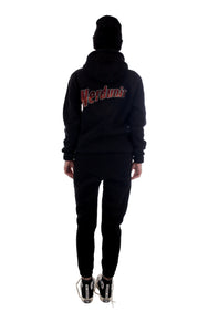 RS COLLEGE HOODIE | BLACK ( RS カレッジ フーディー  | ブラック )
