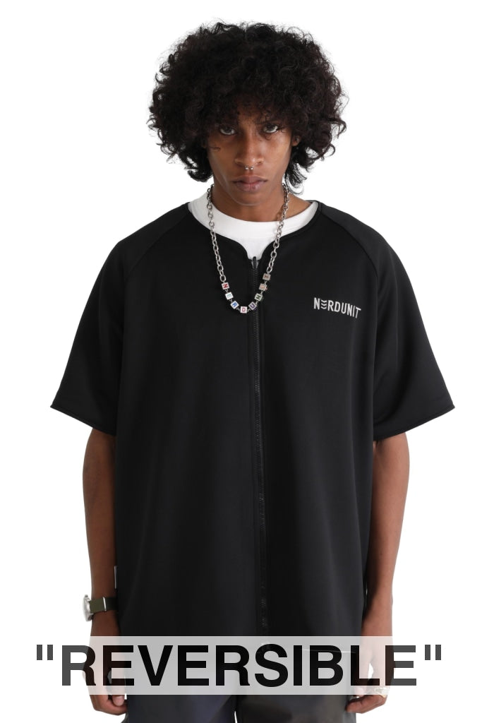 Homerun Jersey | Black Clothing
