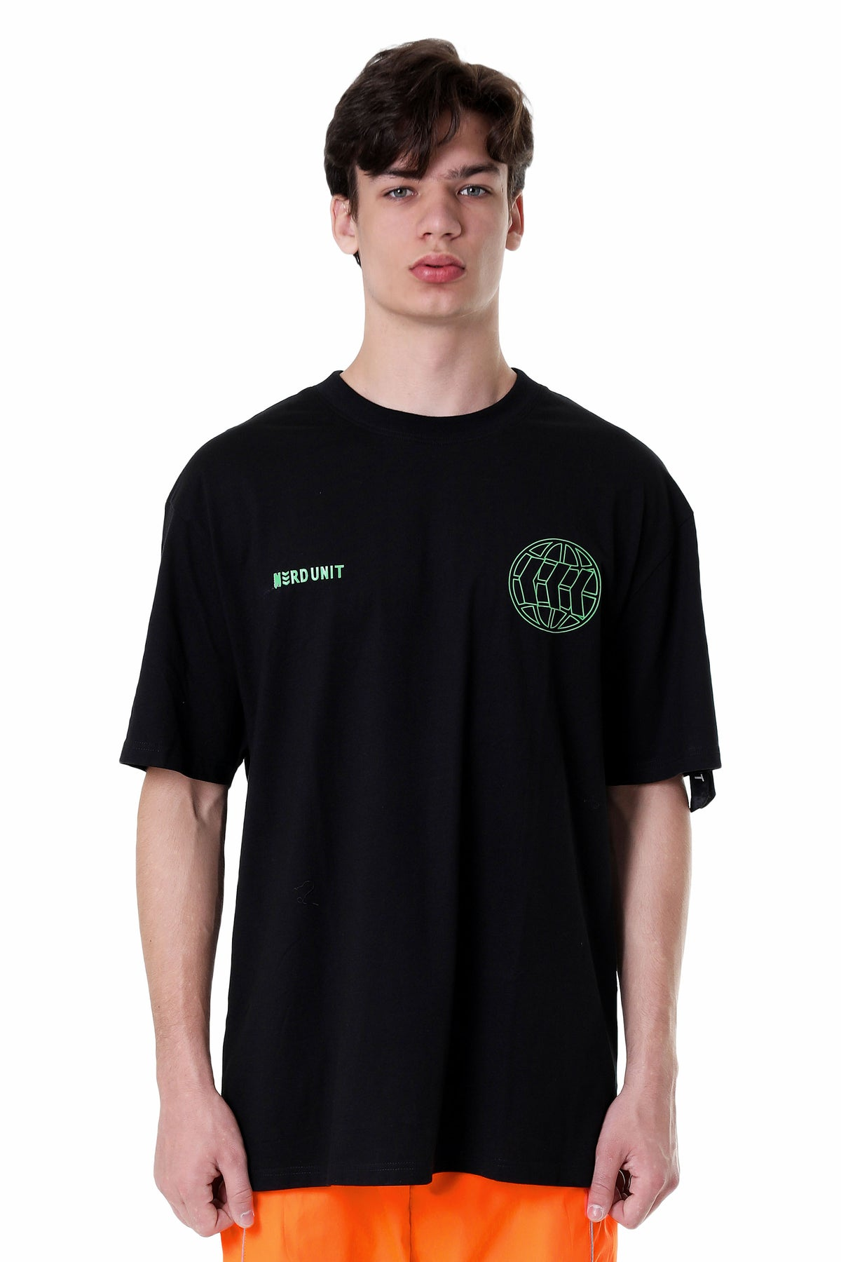 WORLDWIDE TEE | BLACK
