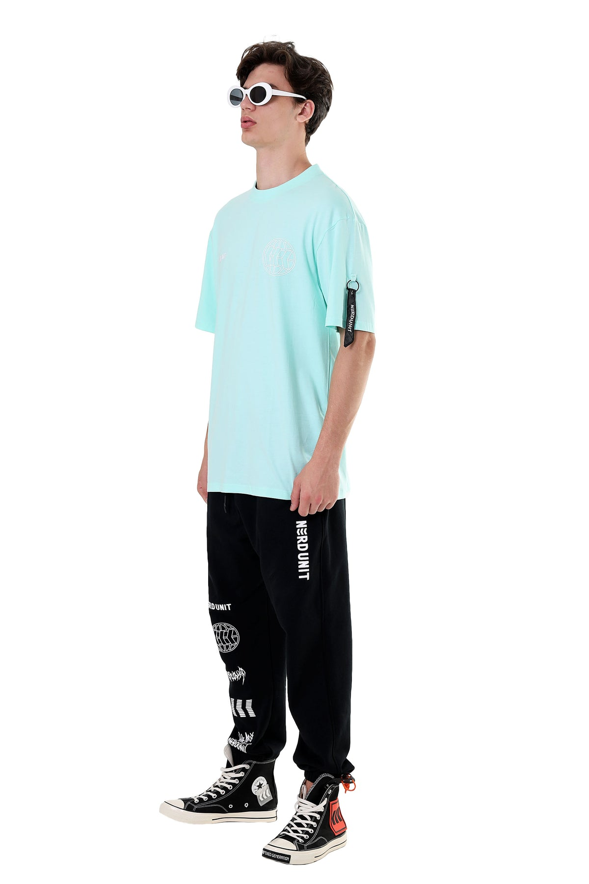 WORLDWIDE TEE | TIFFANY BLUE