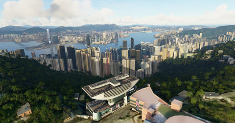 Hong Kong City Times for MSFS released !