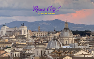 Big Updates to Rome City X scenery