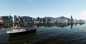 Hong Kong City Times for P3Dv5 is released !
