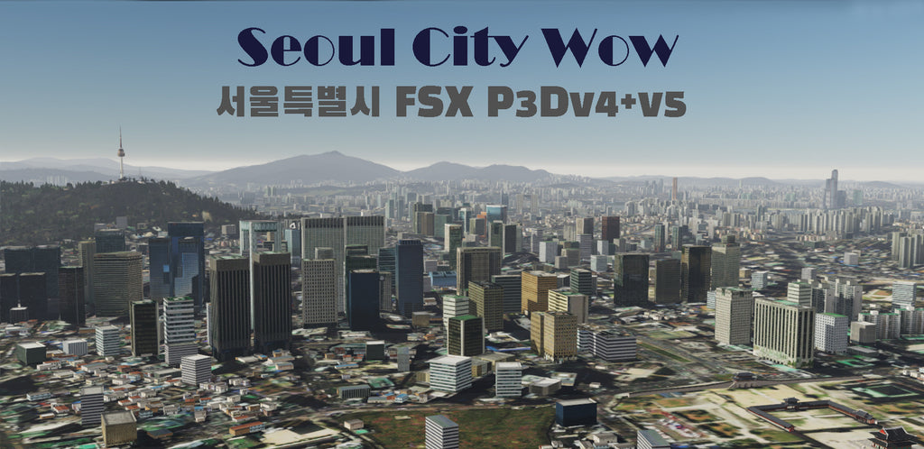 Seoul City Wow is released