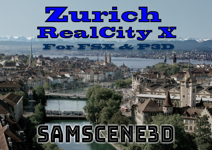 Zurich RealCity X released