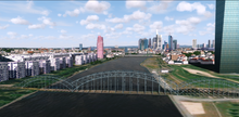 Frankfurt RealCity X for FSX and P3D