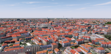 Munich RealCity VFR for FSX and P3D