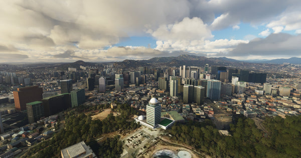 Seoul City Wow for MSFS