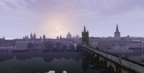 Prague Century X for FSX and P3D