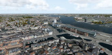 I AMsterdam city X for FSX and P3D