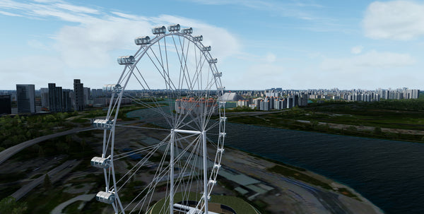 Singapore City Wow for P3D