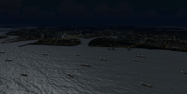 Singapore City Wow v2 for FSX