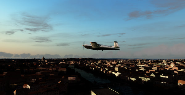 Rome City X v1.4 for FSX and P3D