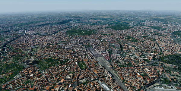 Rome City X v1.2 for FSX and P3D