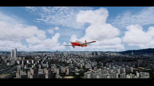Seoul City Wow for FSX P3D
