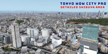 Tokyo Wow City Pro for FSX and P3D (Discount: Buy 2 Get 1)