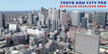 Tokyo Wow City Pro for FSX and P3D