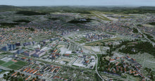 Zurich RealCity X for FSX and P3D