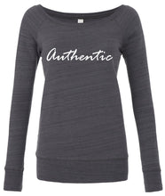 Women's 'Authentic' Slouchy Sweatshirt