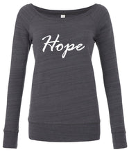 Women's 'Hope' Slouchy Sweatshirt