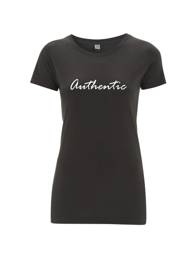 Women's 'Authentic' Vintage Washed Tee