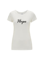 Women's 'Hope' Vintage Washed Tee