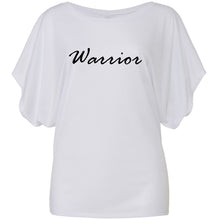 Women's 'Warrior' Flowy Draped Tee