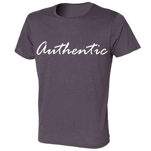Men's 'Authentic' Slub Tee