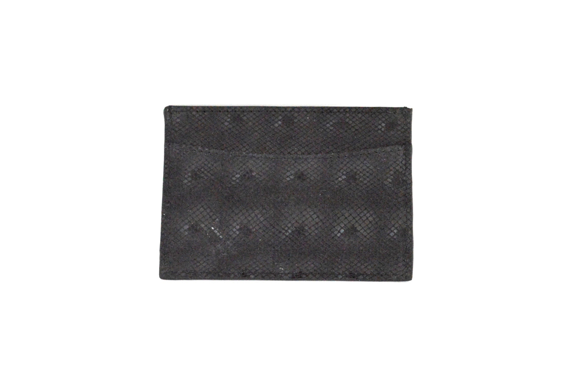 Leather Black Cardholder