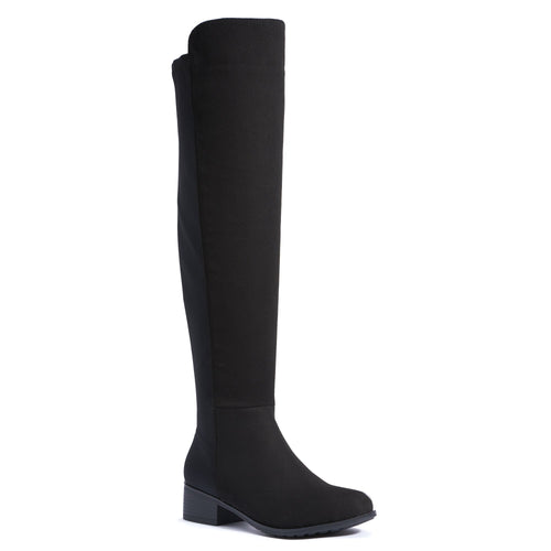 Knee High Stretch Riding Boot