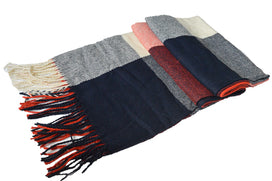 Long Super Soft Tartan Scarf