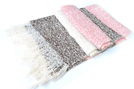 Mohair Style Long Shawl