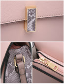 CROSSBODY LOCK BAG