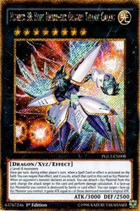 Number 38: Hope Harbinger Dragon Titanic Galaxy (Foil)