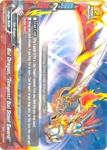 "Bal Dragon, ""Tempest! Bal Steel Sword!"" (R)"
